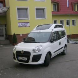 Nový automobil zariadenia: Fiat Doblo