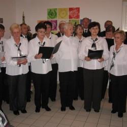Slávnostné posedenie seniorov