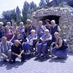 Aj seniori si užívali letné dni